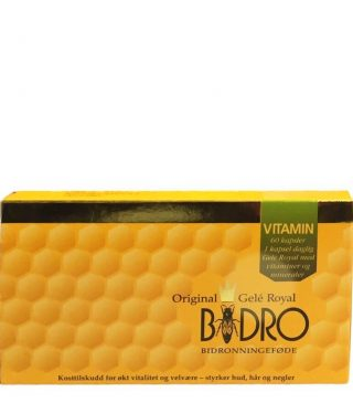 Bidro-Gele-vitamin-kapsler
