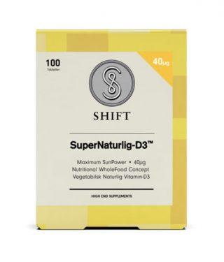 Shift vitaminD 40