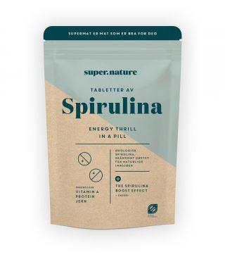 Spirulina+piller